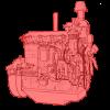 Двигун Д65/РМ80